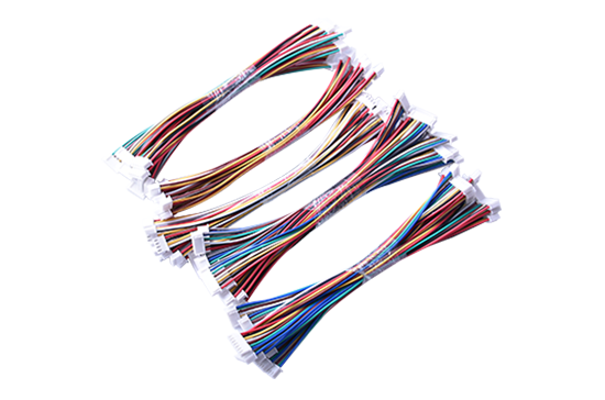 Household appliance wiring harness