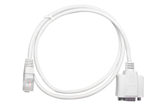 Serial port network cable